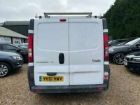 2011 Renault Trafic LL29 DCI S-R P-V Panel Van Diesel Manual