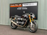 TRIUMPH THRUXTON RS SPORT MODERN CLASSIC MOTORCYCLE