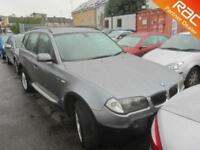 2006 BMW X3 SUV 2.0d 150 SE 6Spd Diesel grey Manual