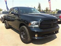 2013 Ram 1500 SPORT/ LEATHER / NAV / $244 BI WEEKLY Pickup Truck