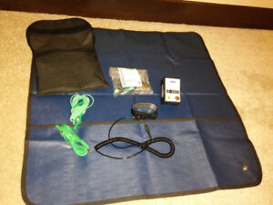 ESD Mat Kit with Wrist Strap & Grounding Cord