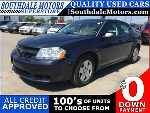 2008 DODGE AVENGER SE * LOW KM * EXTRA CLEAN * SATELLITE RADIO S