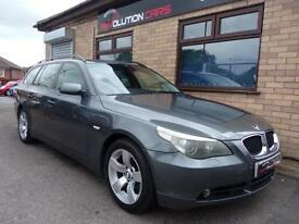 2004 BMW 5 SERIES 525I SE TOURING ESTATE PETROL