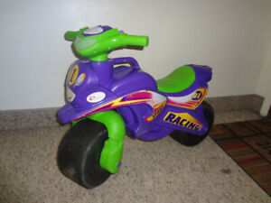 motorcycle running  for kids