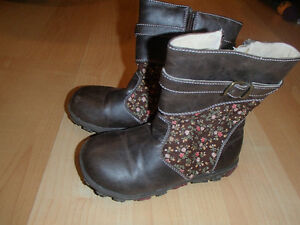 Laura Ashley Boots-Size 11