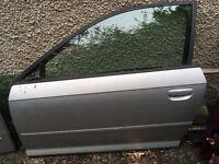 Audi A3 passenger door from 2010 3dr S Line , 2004-2012