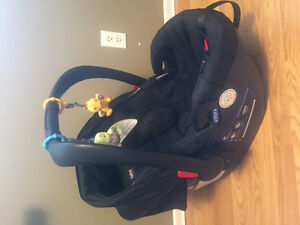 Britax B-safe 35 car seat (no base)