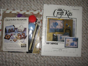 3 Craft Kits