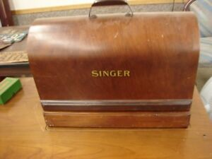 SINGER DOME TOP PORTABLE SEWING MACHINE