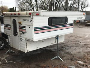 Wanted pop up mid size truck camper