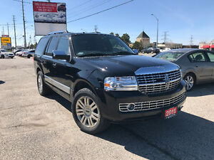 2011 Lincoln Navigator Ultimate, Fully Loaded, 2 Years Warranty