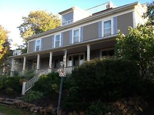 Wolfville - One-bedroom Furnished Apartment