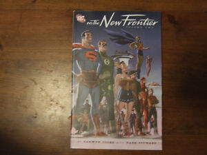 DC: The New Frontier Vol. 2 - graphic novel