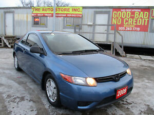 2008 Honda Civic COUPE Coupe (2 door)