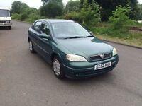 Vauxhall Astra 1.6 8v E/W, RCL, Aircon, MOT Till next year!!