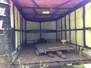 14ft. Enclosed Trailer-   Home made Peterborough Peterborough Area image 3