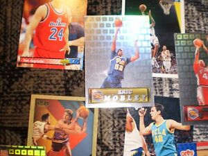 BASKETBALL CARDS FROM 1990'S APPROXIMATELY 35 cards for $15 Prince George British Columbia image 2