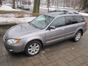 2009 Subaru Outback 2,5i avec Groupe Limited Familiale