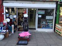 Shop unit To-let