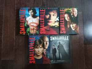 Smallville Season 1,2,3,5,10 DVD SET