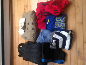 Boys clothing size 3