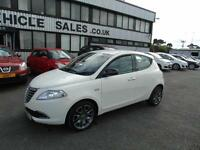 2012 Chrysler Ypsilon 1.2 Limited - White - 12 months PLATINUM WARRANTY!