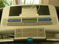 treadmill for sale barly use