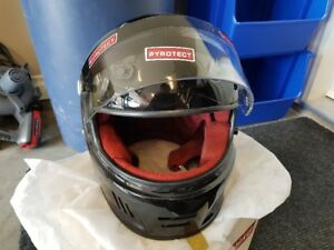 Pyrotect Full Face Helmet