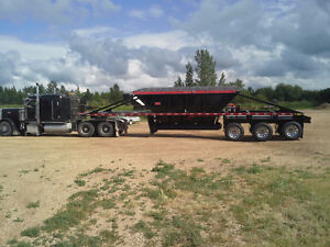 Belly Dump Trailers Direct From Factory Moose Jaw Regina Area image 2