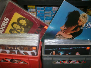 ROCK RECORDS AND MORE  ........EVERY SAT......... London Ontario image 1