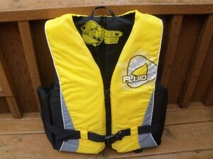4--Adult Life Jackets