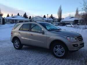 2007 MERCEDES-BENZ ML350 SUV, CROSSOVER