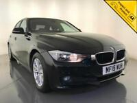 2015 BMW 320D BUSINESS EFFICIENT DYNAMICS DIESEL SAT NAV SERVICE HISTORY