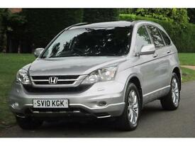 Honda CR-V 2.2i-DTEC auto 2010MY EX HUGE SPECIFICATION
