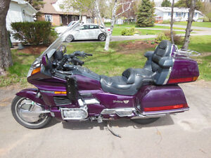 1996 Honda Goldwing Aspencade