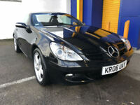 2006 Mercedes-Benz SLK350 3.5 7G-Tronic SLK350 Great Spec 45k Miles Black