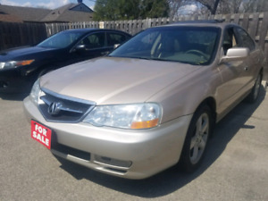 2002 ACURA TL TYPE S  Good car just for 1900 as is