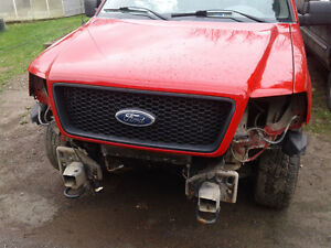 2004 Ford F 150 4x4 for parts