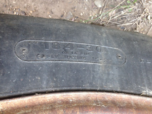Used 18.4X30 Tractor Tire