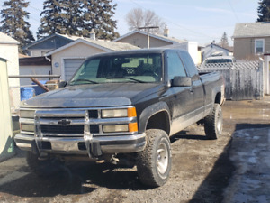 1997 GMC 4x4 for TRADE