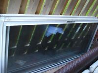 Sliding Patio Doors and Frame