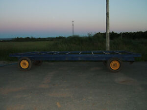 I have 2 Farm Wagons for sale