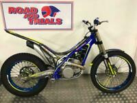 2016 Sherco ST250 Factory 250cc Trials Bike