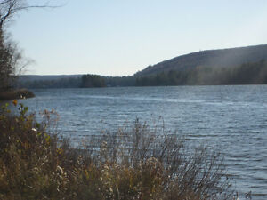 Lac Cayamant  531 feet of Waterfront / One acre land for sale Gatineau Ottawa / Gatineau Area image 8