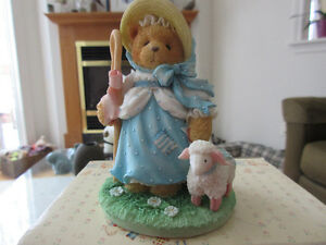 Perfect Baby Gift -  Cherished Teddies Little Bo Peep
