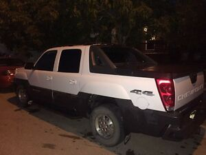 Reduced**2003 Chevrolet 1500 Avalanche
