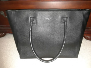 "Bugatti tote bag!! Can hold 15"" inch laptop & more!!"