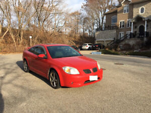 Pontiac Pursuit G5 GT Coupe low KMS