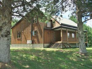 Maison centenaire rénovée