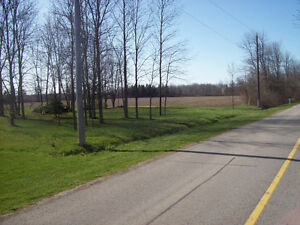16 acres of cleared land ready to build your dream home on.